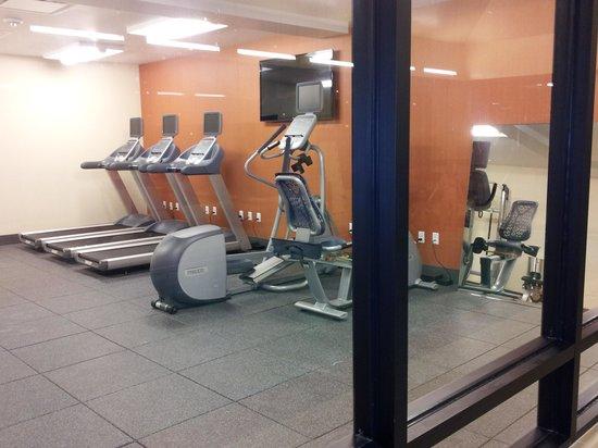 Hampton Inn & Suites Boulder - North : gym