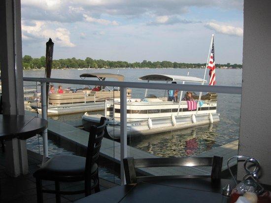 Bayside Restaurant Walled Lake