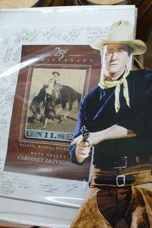 Saddleback Cellars: The Duke
