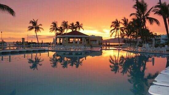Samba Vallarta All Inclusive: most amazing sunset
