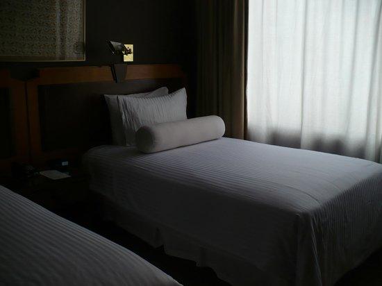 Lancaster House: junio suite has 2 double beds