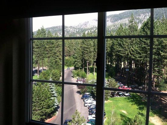 Lake Tahoe Resort Hotel : View from Room 916