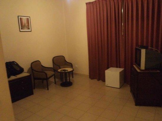 Shalimar Hotel : Sitting area