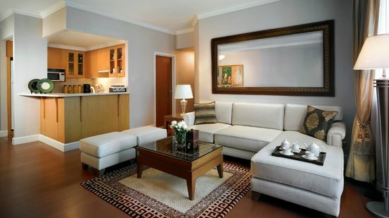 Mayfair, Bangkok - Marriott Executive Apartments: Two Bedroom Superior Suite