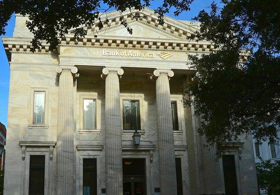Johnson Square: Bank of America