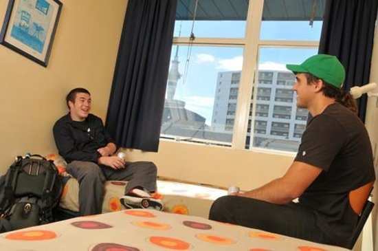 YHA Auckland International : Private room