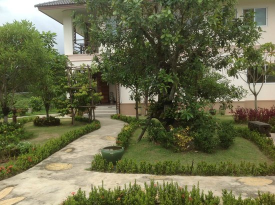 Sukthavorn Residence: beautiful setting