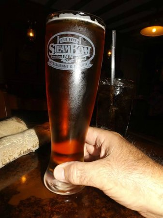 Huckleberry's: Great beer