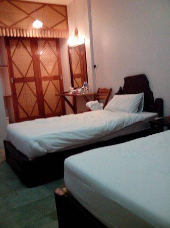 Pakmeng Resort: ห้องนอน