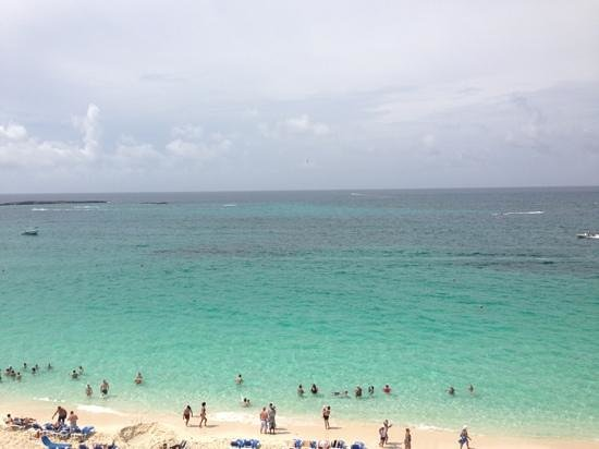 Hotel Riu Palace Paradise Island: from second floor ocean suite. amazing!!