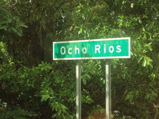 Beaches Ocho Rios Resort & Golf Club: After a 2hr bus ride...we are here!!