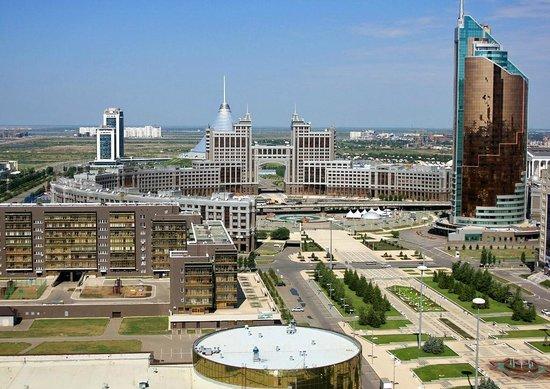 Apart Hotel Northern Lights: vue depuis l'apt n°100, 21e étage