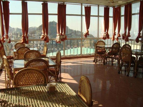 Hotel City Castle: Restaurant