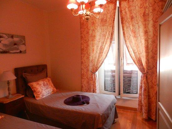 La Regence: Our  room