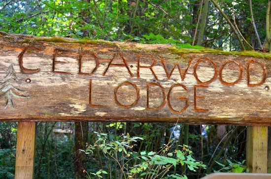 Cedarwood Lodge: Welcoming you