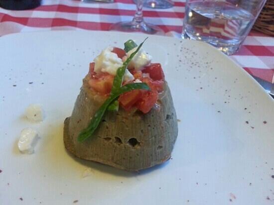 Agriturismo il Corbezzolo: antipasto
