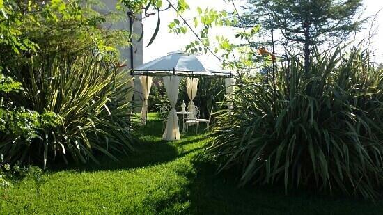 Villa Barone: giardini