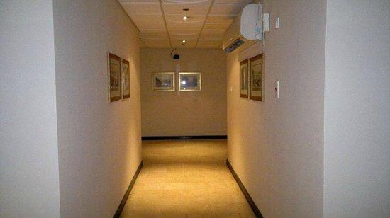 Al-Nakheel Hotel : Corridor