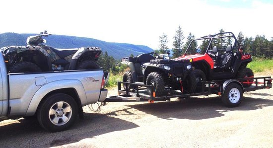 Backcountry Rentals - Day Rentals: Another shipment of brand new machines is on it's way! It's a Long weekend, go out and Ride! #