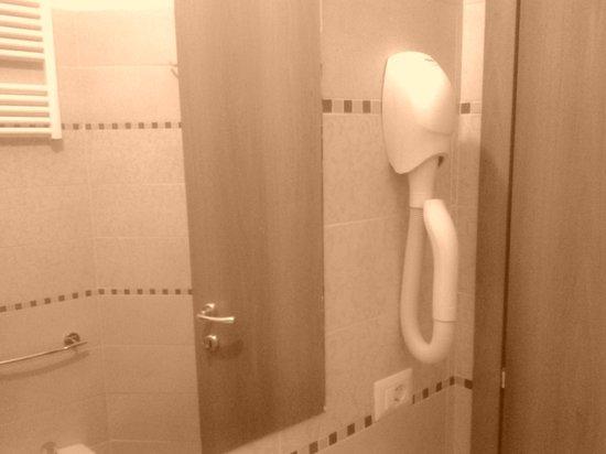 Hotel Butterfly: bagni piccoli