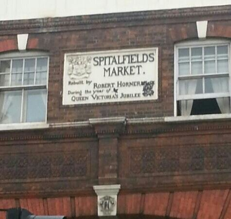 Jack the Ripper Tour - Discovery Tours: Spitalfields