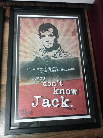 The Beat Museum: Jack