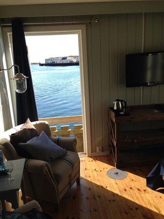 Scandic Svolvaer: Room 121 the fishing room