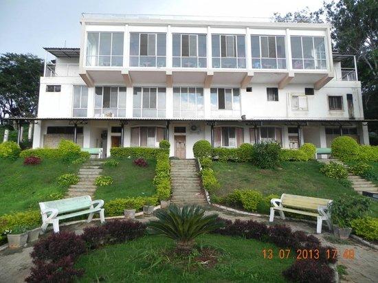 Kstdc Hotel Mayura Pine Top Nandi Hills Has Only Three Rooms On The Ground Floor