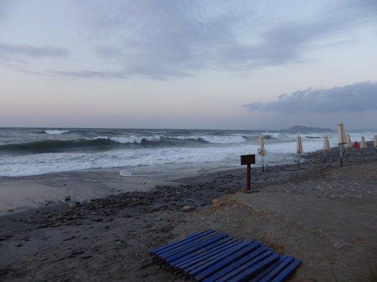 Louis Creta Princess Beach Hotel: plage