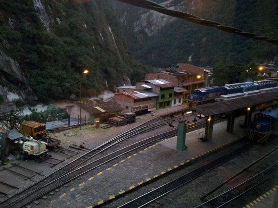 Machu Picchu Green Nature: Vistas de la habitacion