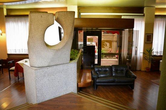 Hotel Salieri: Entrata