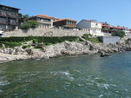 Southern Walls of Sozopol