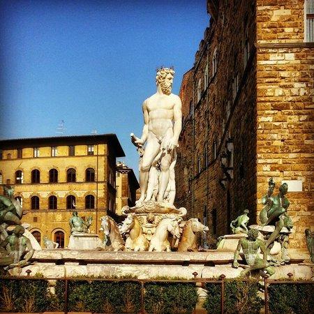 Photo of Piazza della Signoria Florence