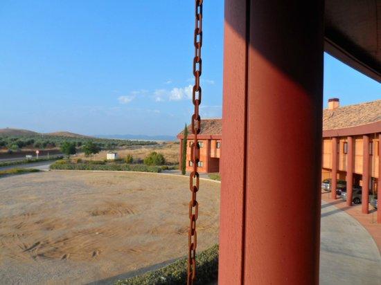 Hotel Layos Golf: vista desde la habitación
