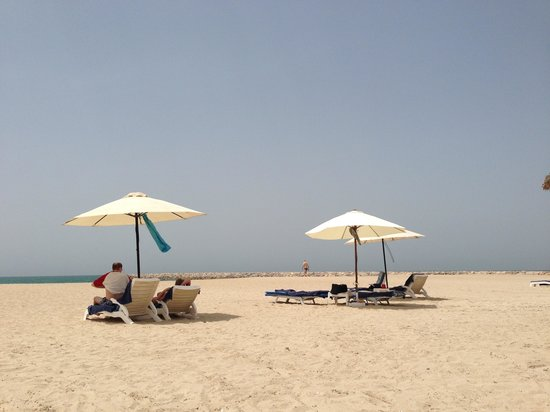 Hilton Ras Al Khaimah Resort & Spa: Beach Location