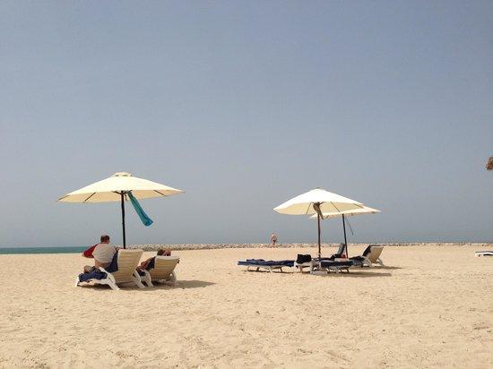 Hilton Ras Al Khaimah Resort & Spa : Beach Location