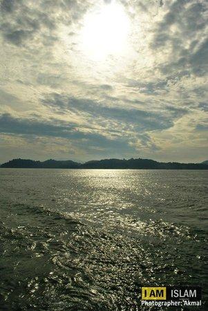 Pulau Pangkor, Malaysia: to Lumut