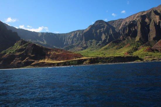 Na Pali Riders: Beautiful Na Pali Coast