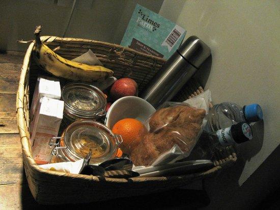 Fox at Farthinghoe: Frühstückskorb für 2