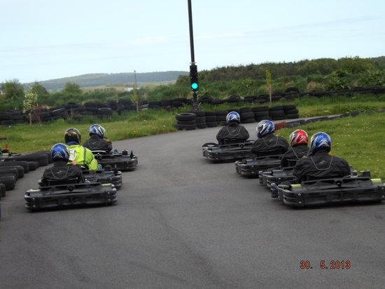 Elgin Kart Raceway