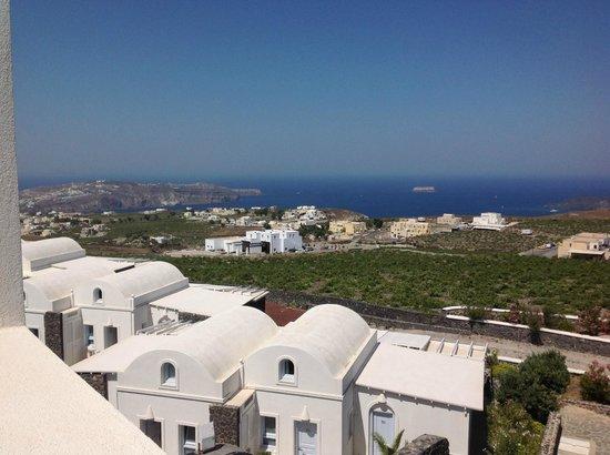 Orizontes Hotel & Villas: Θέα από το δωμάτιο