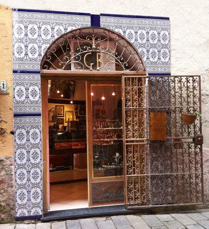 Badalucco, Italy: entrata