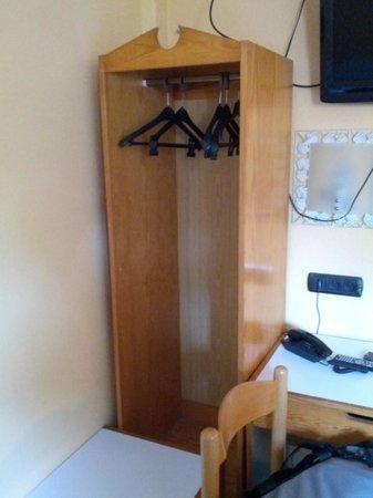Hotel Le Mejean : habitacion