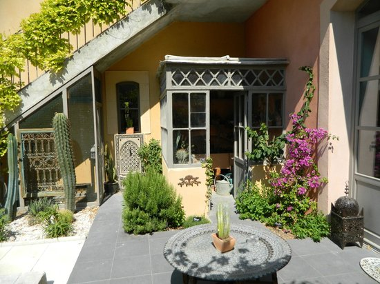 Villa Limonade : Garden