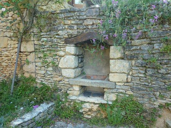 Domaine du Castanet : Cachet