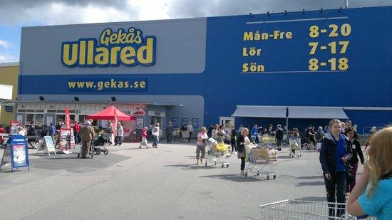 Gekås Ullared Bild från Gekas, Ullared Tripadvisor