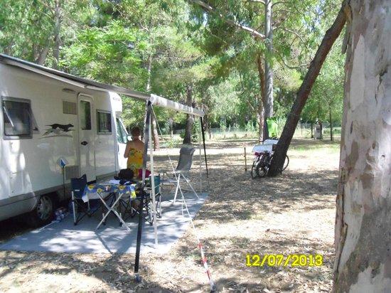 Camping Village Uria: che pace