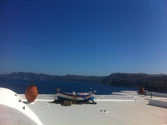 Kokkinos Villas: Υπεροχη θεα!
