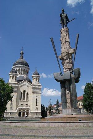 Catedrala Adormirea Maicii Domnului, Cluj-Napoca