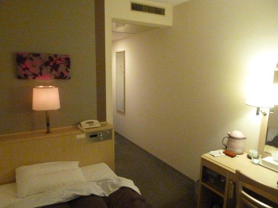 Nagoya Sakae Washington Hotel Plaza : 客室内部